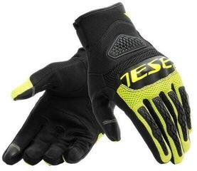 Dainese Bora Gloves Black/Fluo Yellow