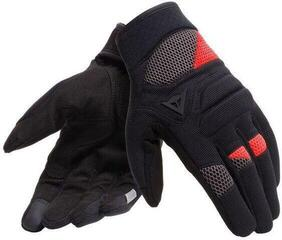 Dainese Fogal Unisex Gloves Black/Red