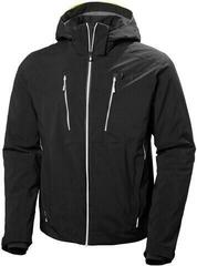 Helly Hansen Alpha 3.0 Mens Ski Jacket Black