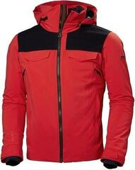 Helly Hansen Jackson Mens Ski Jacket Alert Red