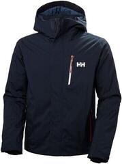 Helly Hansen Bonanza Mens Ski Jacket Navy