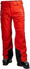 Helly Hansen Force Mens Ski Pants Alert Red