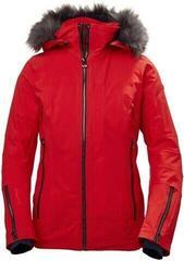 Helly Hansen Snowdancer Womens Ski Jacket Alert Red