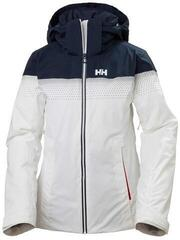 Helly Hansen Motionista Lifaloft Womens Ski Jacket White