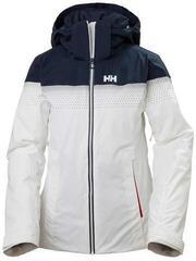 Helly Hansen Motionista Lifaloft Womens Ski Jacket White