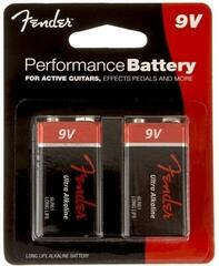 Fender 9V Battery 2 Pack