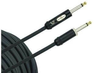 D'Addario Planet Waves American Stage Kill Switch 10' Instrument Cable-Lifetime Warranty