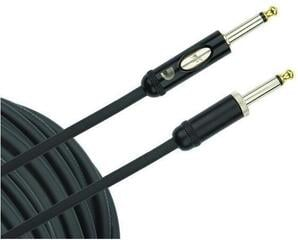 D'Addario Planet Waves American Stage Kill Switch 15' Instrument Cable-Lifetime Warranty