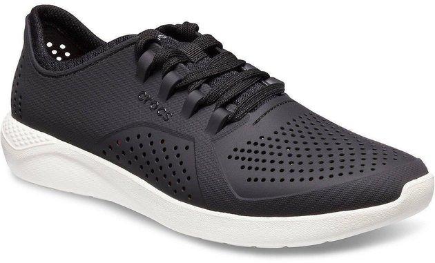 Crocs LiteRide Pacer Men's Black/White 41-42