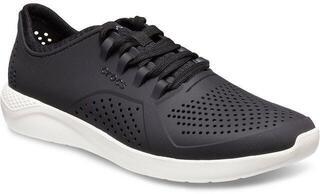 Crocs Mens Lite Ride Pacer Black/White