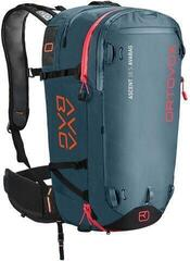 Ortovox Ascent 38 S Avabag Kit Mid Aqua