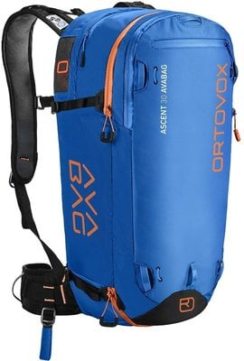 Ortovox Ascent 30 Avabag Kit Safety Blue
