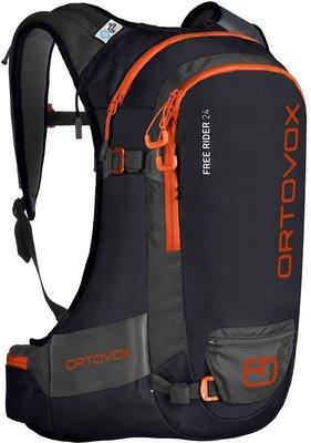 Ortovox Free Rider 24 Black Raven