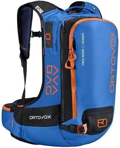 Ortovox Free Rider 22 Avabag Kit Safety Blue