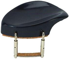 GEWA Chin Rest Teka Left Ebony 1/2 - 1/4