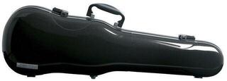 GEWA Form Shaped Violin Case Air 1.7 Black Metallic High Gloss