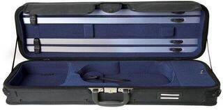 GEWA Violin Case Strato Super Light Weight Dark Blue 4/4