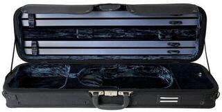 GEWA Violin Case Strato De Luxe Dark Blue 4/4