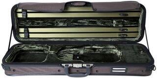 GEWA Violin Case Strato De Luxe Green 4/4