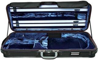 GEWA Viola Case Strato De Luxe Dark Blue