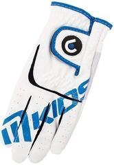 Masters Golf Junior Golf Glove White/Royal