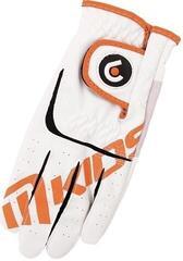 Masters Golf Junior Golf Glove White/Orange