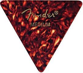 Fender 355 Shape Classic Celluloid Picks Shape Shell Medium