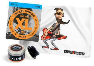 D'Addario EXL110 Corzi chitare electrice