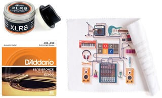 D'Addario EZ-900 Corzi chitare acustice