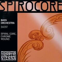 Thomastik S42ST Spirocore Double Bass String Set