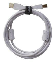 UDG Ultimate Audio Cable USB 2.0 A-B White/Straight - Straight