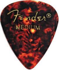 Fender 351 Shape Classic Celluloid Picks Shell Medium