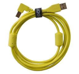 UDG Ultimate Audio Cable USB 2.0 A-B Yellow/Straight - Angled