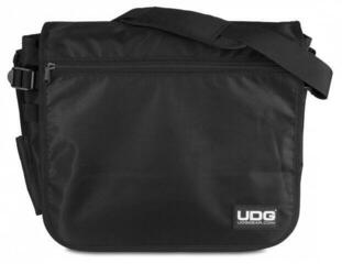UDG Ultimate CourierBag Black Orange inside