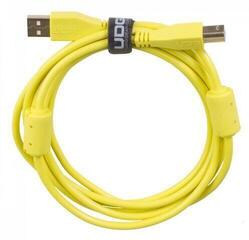 UDG Ultimate Audio Cable USB 2.0 A-B Yellow/Straight - Straight