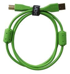 UDG Ultimate Audio Cable USB 2.0 A-B Green/Straight - Straight