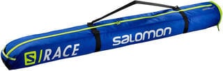 Salomon Extend 1 pair 165+20 Skibag Race Blue/Neon Yellow