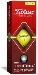 Titleist TruFeel 3+1 Gratis Yellow