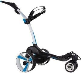 MGI Zip Navigator White Electric Golf Trolley