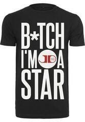 Jason Derulo B*tch I'm A Star Tee Black