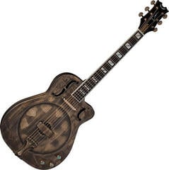Dean Guitars Resonator Thin Body Electric CAW Brass