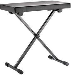 Konig & Meyer 14065/14066 Keyboard Bench Black Leather