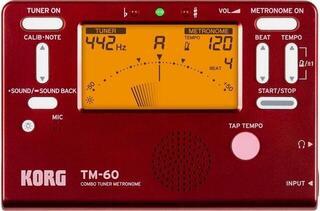 Korg TM-60 RD