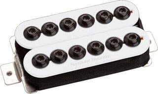 Seymour Duncan SH-8B Invader Bridge Humbucker White