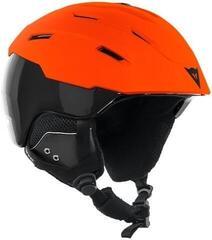 Dainese D-Brid Ski Helmet Cherry Tomato/Stretch Limo