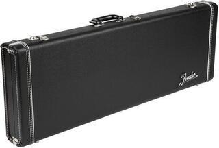 Fender G&G Standard Strat/Tele Hardshell Case Black with Amp Logo