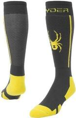 Spyder Sweep Mens Ski Socks Ebony