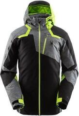 Spyder Leader Gore-Tex Mens Ski Jacket Black Ebony