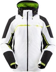 Spyder Titan Gore-Tex Mens Ski Jacket White