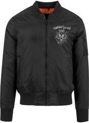 Motörhead Lemmy Bomber Jacket Black